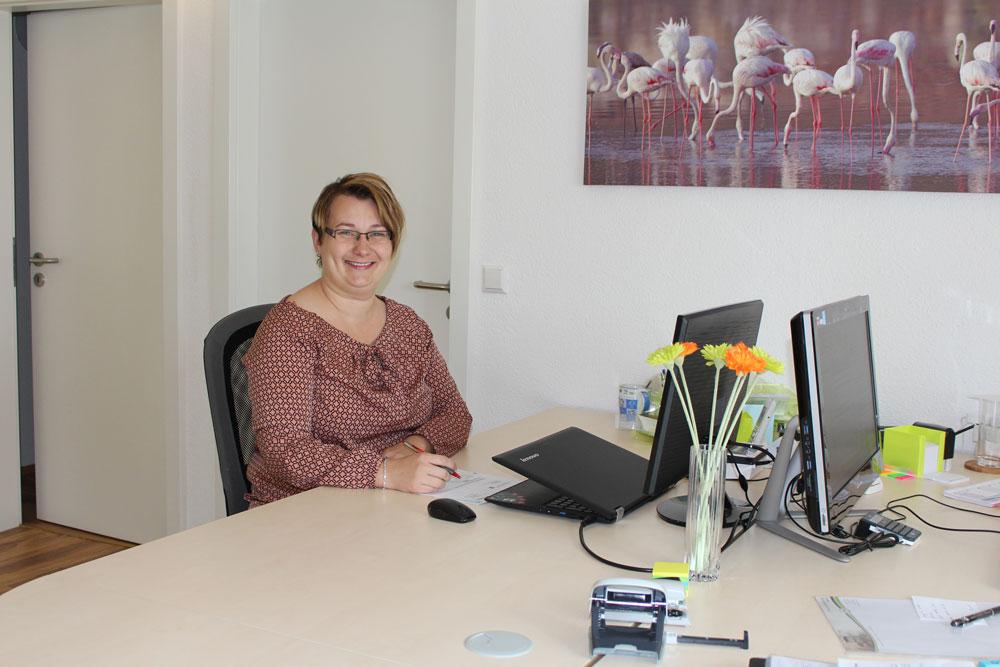 Irene Sohm, WEG-Verwaltung bei der Immobilienverwaltung Raatz
