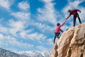 Partnerschaft: Gemeinsam geht vieles leichter